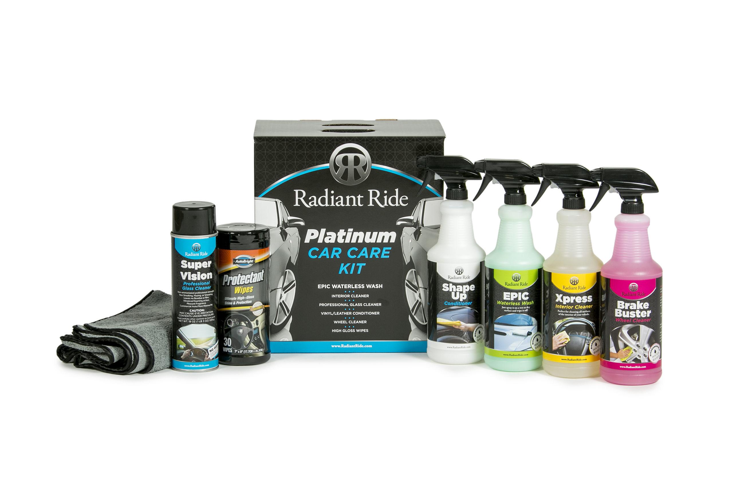 Radiant Platinum Kit